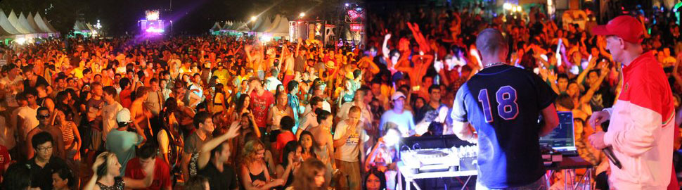 PHUKET ELECTRONIC MUSIC AND DANCE FESTIVAL